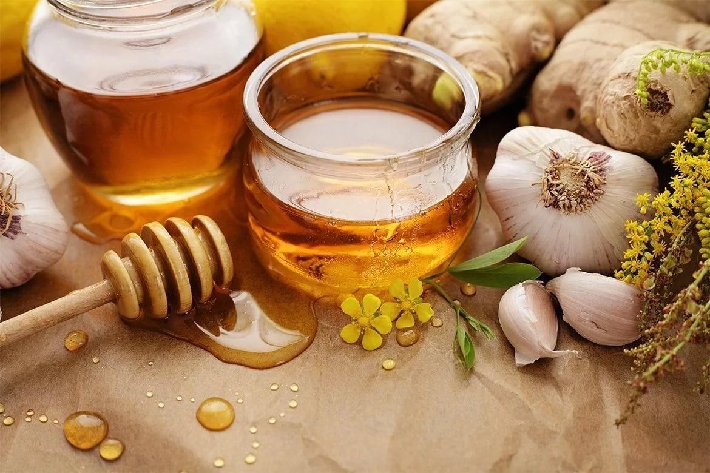 Tỏi ngâm mật ong hoa cà phê Kantata