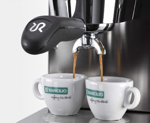 máy pha cà phê Rancilio Silvia được thiết kế sang trọng