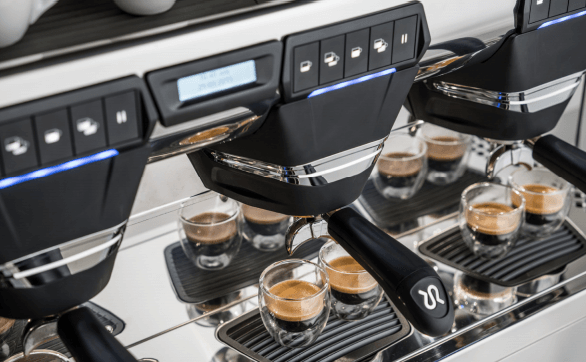 Máy pha cà phê Rancilio Classe 7 USB 2 Group