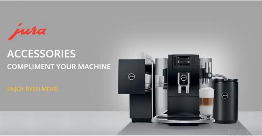 Máy pha cà phê tự động Jura E8 Black