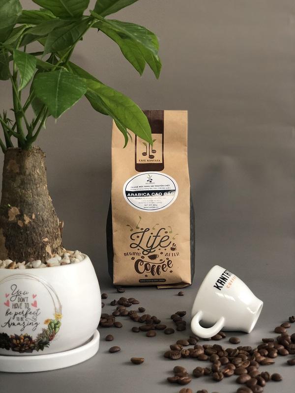 Cà phê Arabica Cao Cấp Kantata