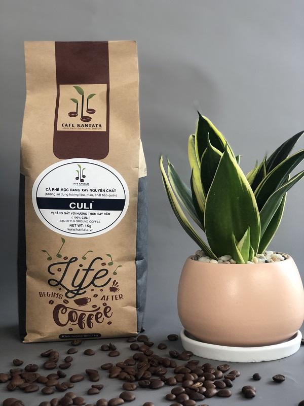Cà phê Culi Kantata