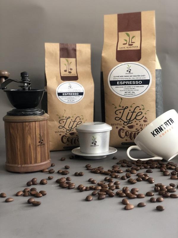 Cafe Espresso Kantata