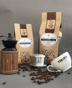 Sản phẩm cà phê Robusta Cao cấp Kantata