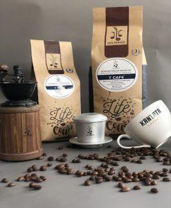 Cà phê Traditional Blend Kantata Số 3 - Mã T+3