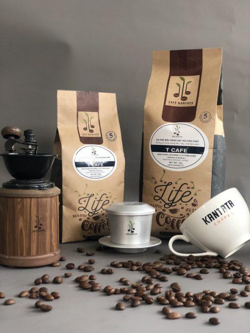 Cà phê Traditional Blend Kantata (Số 5 - Mã T+5)