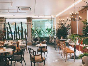 Mở quán cà phê rang xay tại Hà Nội
